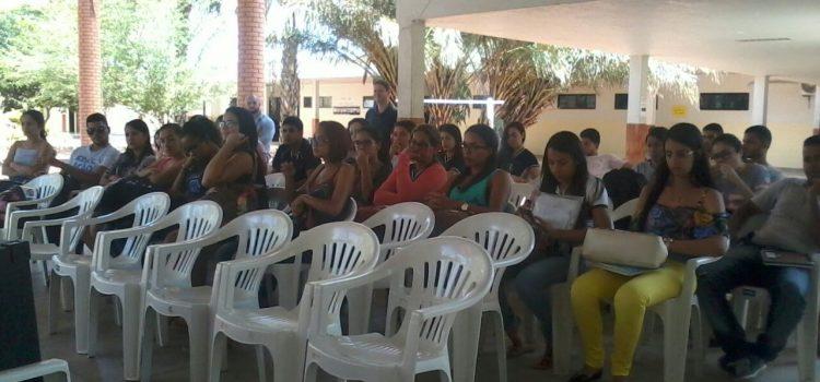 Estudantes de educação física da UFAL Arapiraca aprovam moção pela retirada da MP 746