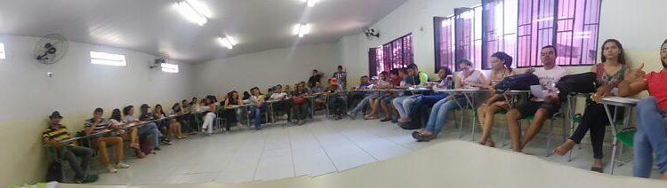 Em Arapiraca, estudantes de Educação Física se organizam contra a reforma do ensino médio