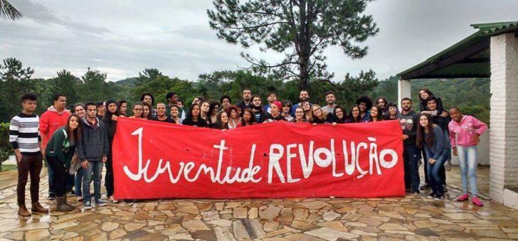 Em SP, a JR realiza formação estadual sobre 100 anos da Revolução Russa