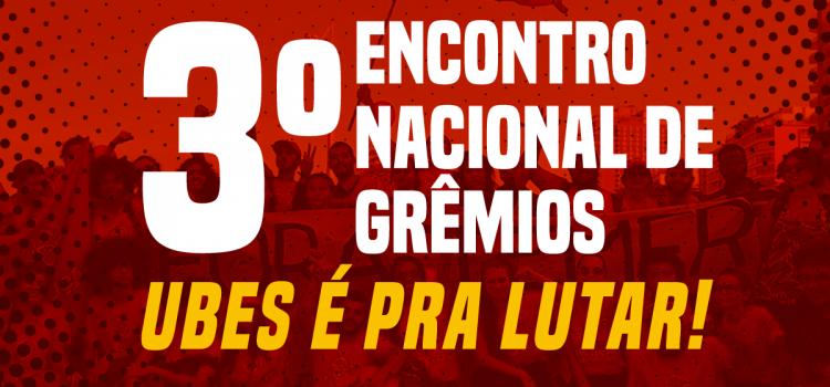 Juventude Revolução rumo ao 3º Encontro Nacional de Grêmios!