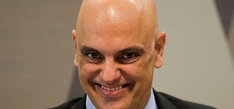 Alexandre de Moraes: O carrasco da juventude virou ministro do STF