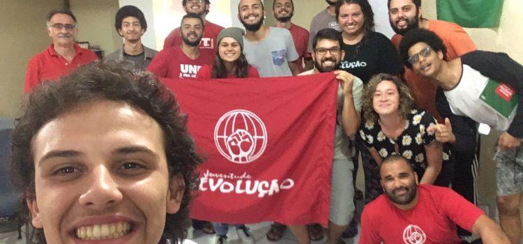 Juventude Revolução realiza formação nacional sobre os 100 anos da Revolução Russa