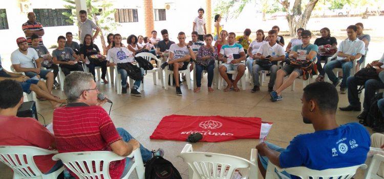 Em Arapiraca, JR realiza debate contra a reforma da previdência