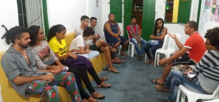 Em Amargosa-BA, JR Realiza formação sobre a Revolução de Outubro