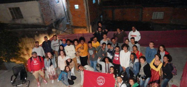 Cine-debate no Capão Redondo em SP discute situação da educação