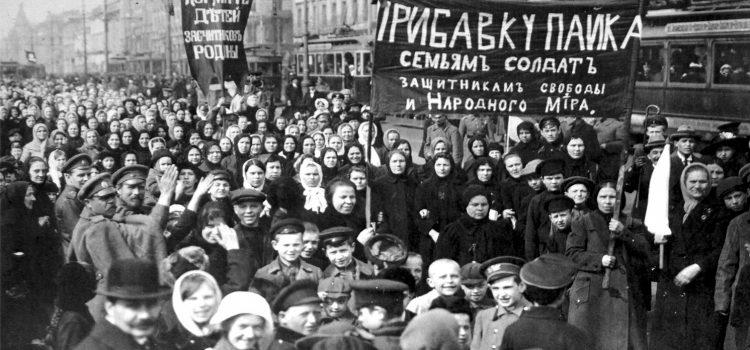 As tarefas do movimento operário feminino na República Soviética