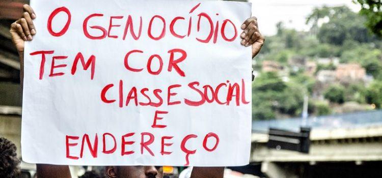 Rio: PM promove genocídio de jovens negros