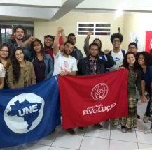Em SP, JR realiza seminário do Movimento estudantil
