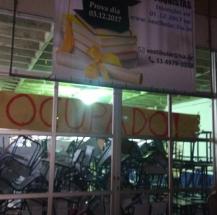 Fundação Santo André está ocupada contra o aumento de mensalidades