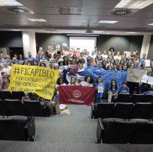 Audiência Pública sobre PIBID em Florianópolis