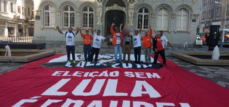 Estado de exceção acelera julgamento de Lula