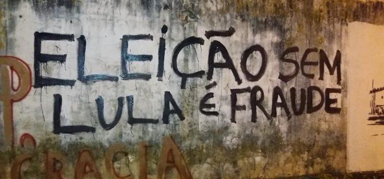 URGENTE! Liberdade aos 4 jovens presos de Parintins-AM por defender Lula!