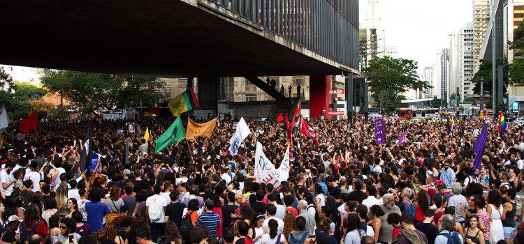 Nenhuma Marielle a menos: fora intervenção no Rio