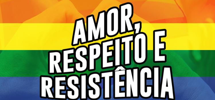 17 de Maio- Dia Internacional de Combate à Homofobia