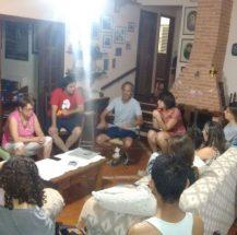 Jovens se reúnem em São Carlos para discutir o PT