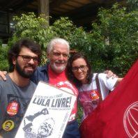Lançamento da candidatura de Lula em Salvador!