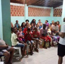 Jovens petistas criaram Comitê Lula Livre no Minha Casa Minha Vida em Salvador