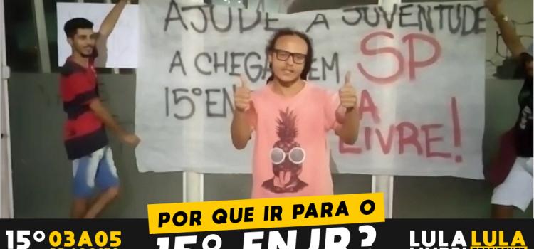 [VIDEO] Recado da galera de Volta Redonda – RJ