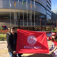 Dia Nacional de Luta por Lula Livre: Ato em Porto Alegre!