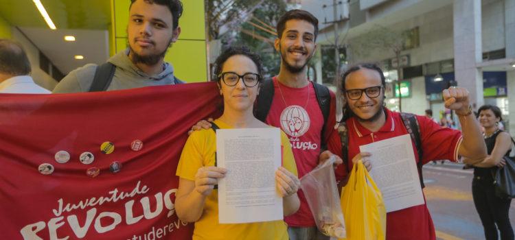 Carta à candidata Márcia Tiburi do PT-RJ