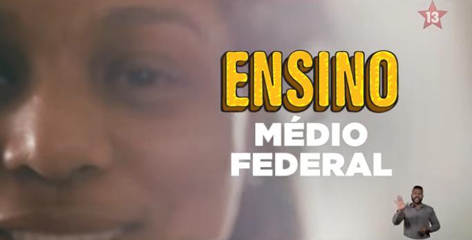 [VÍDEO] Para federalizar o Ensino Médio é Haddad com Constituinte