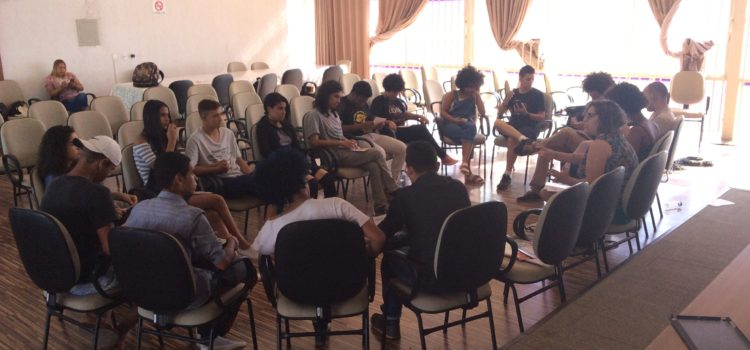 No DF, a JR discute a situação política e as eleições de outubro