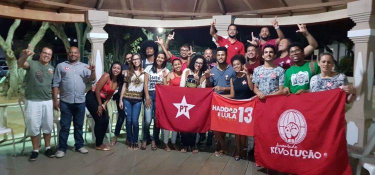 Em Amargosa (BA), juventude é 13 por democracia e direitos!