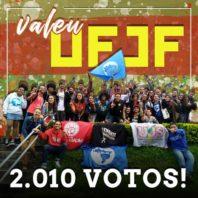 Juventude Revolução do PT no DCE da UFJF!