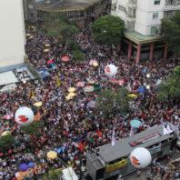 A unidade com os servidores municipais na luta contra o aumento da passagem em SP
