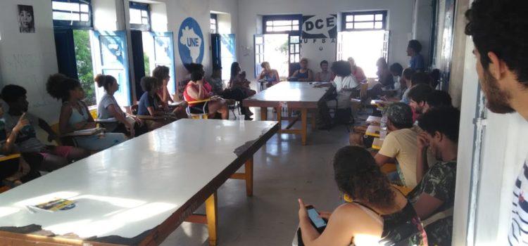Estudantes pela retomada imediata do Restaurante Universitário na UFBA!