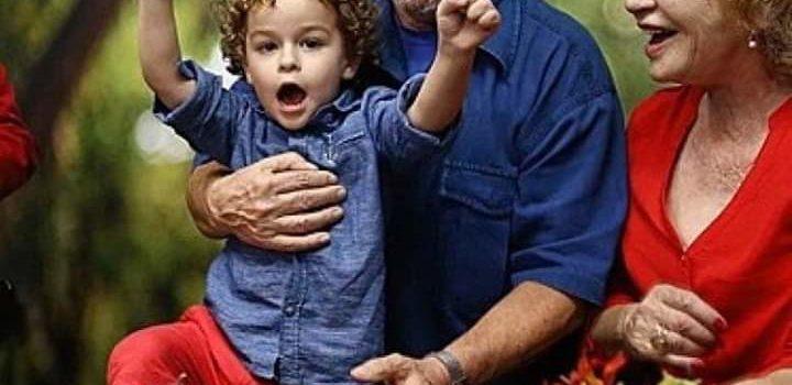 Solidariedade ao presidente Lula e sua família!