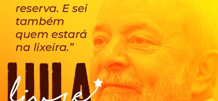 Entrevista com o ex-presidente Lula