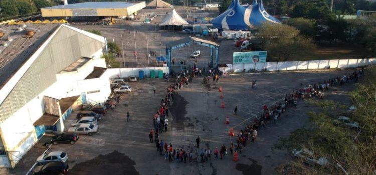 Mutirão do Emprego, em Volta Redonda: o retrato do governo Bolsonaro e a luta por emprego