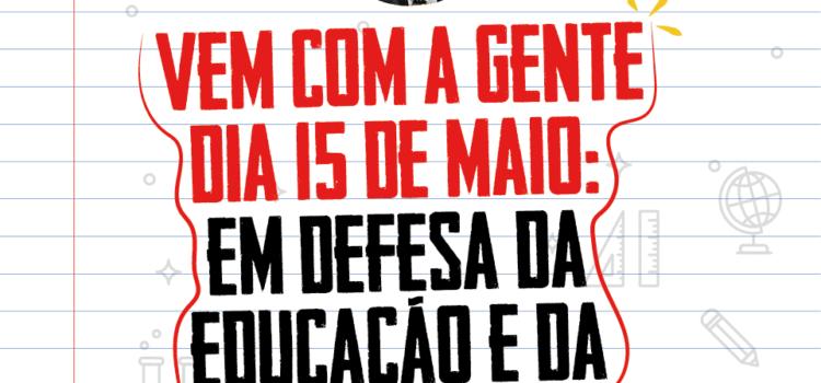 Bolsonaro é inimigo da educação!