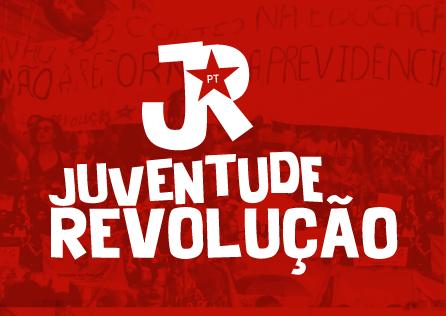 Juventude Revolução do PT de cara nova!