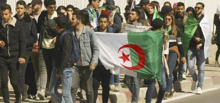 11 de junho na Argélia: Os estudantes outra vez nas ruas!