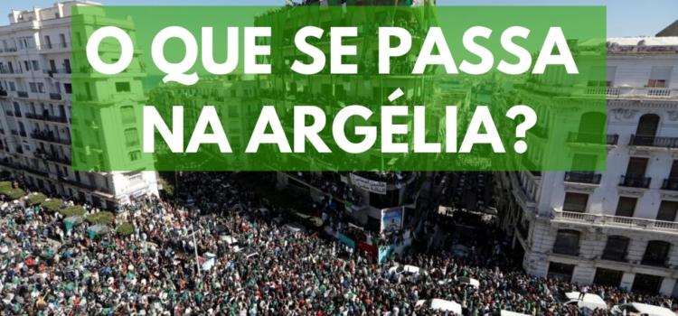 [VÍDEO] Argélia em Revolta: Liberdade para Luísa Hanune e presos políticos