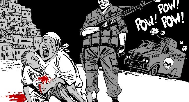 PM assassina moradora em bairro de Salvador