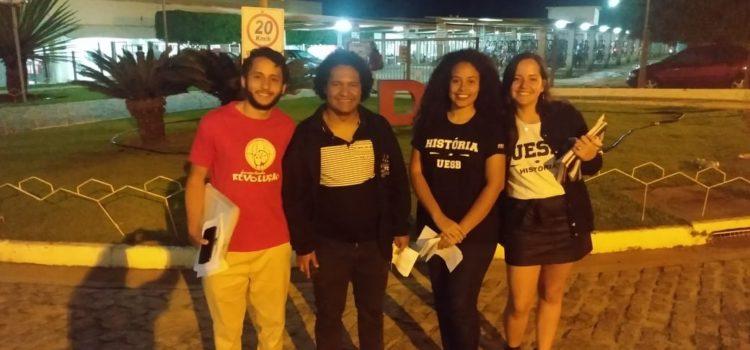 Núcleo da JRdoPT dialoga em fábrica na Bahia