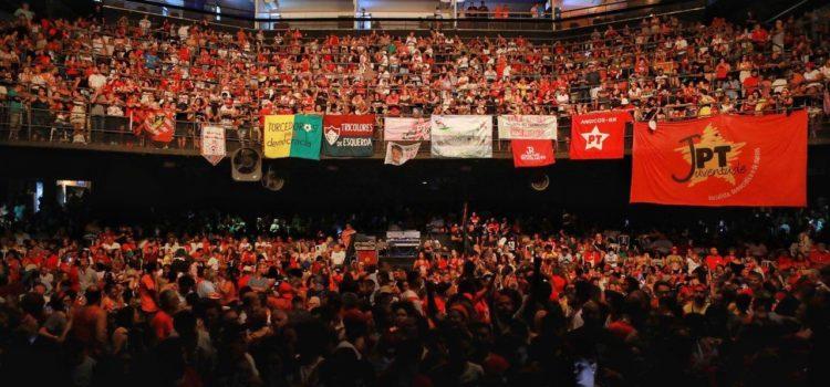 Viva o Partido dos Trabalhadores! Viva os 40 anos do PT!
